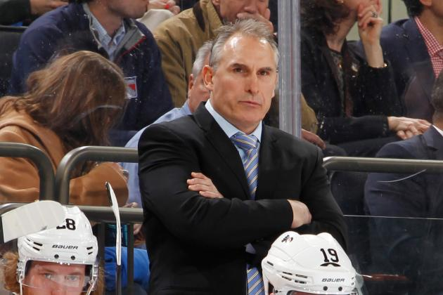 Berube: 'Everybody Feels Lousy...I'm Proud of Our Players'