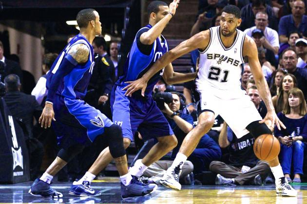 Mavericks vs. Spurs: Game 5 Score and Twitter Reaction from 2014 NBA Playoffs