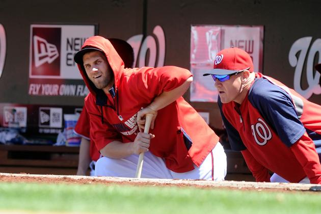 Loss of Bryce Harper Not Catastrophic for Washington Nationals