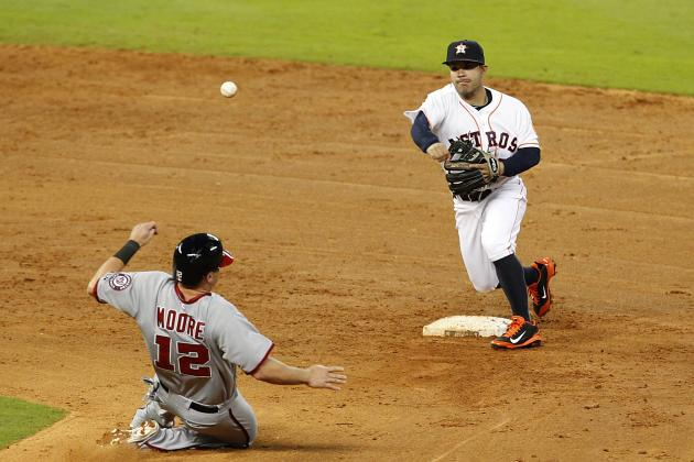 Nats Sweep Two-Game Set with Astros with 7-0 Win in Minute Maid Park