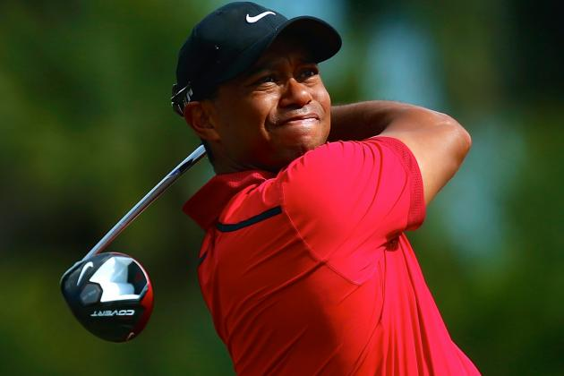 Tiger Woods to Design Golf Course at Bluejack National in Texas