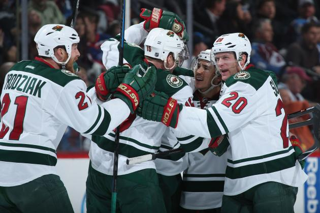 Wild vs. Avalanche: Game 7 Score and Twitter Reaction from 2014 NHL Playoffs