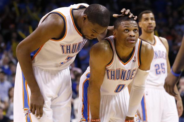 OKC Thunder's Elite Balance May Save Their NBA Title Hopes