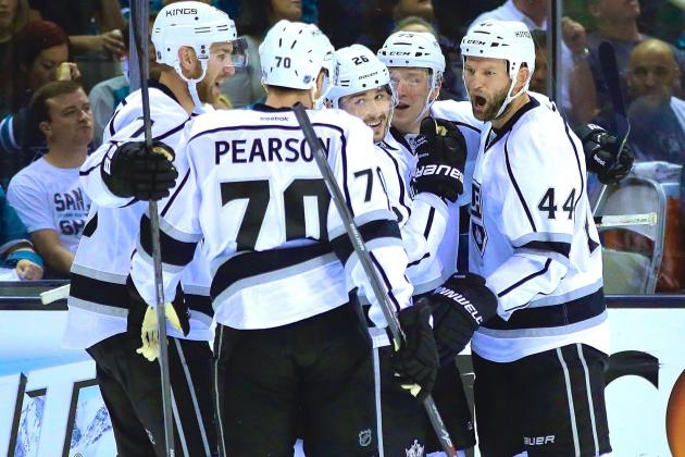 Kings vs. Sharks: Game 7 Score and Twitter Reaction from 2014 NHL Playoffs