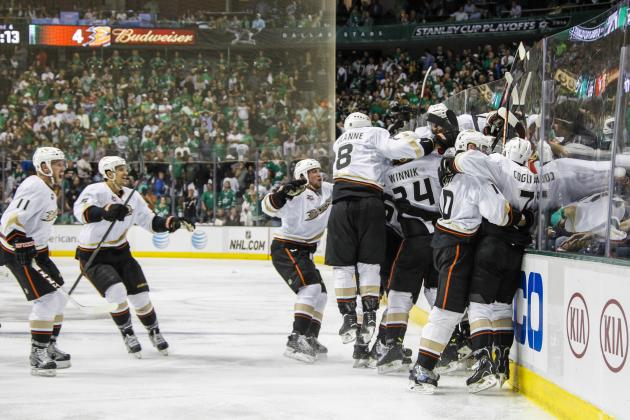 NHL Playoff Schedule 2014: Round 2 Dates, Game Times and TV Coverage Info