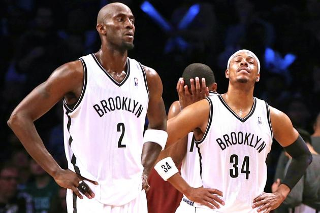 Can Paul Pierce and Kevin Garnett Save Brooklyn Nets from Elimination?