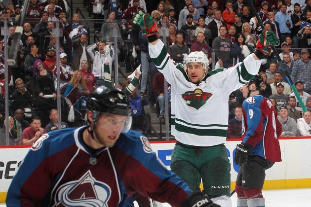 Young Avalanche Unable to Stop Resilient Wild as Minnesota Moves on to Round 2