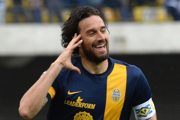 Will Italy Regret Not Giving Verona Striker Luca Toni a World Cup Berth?