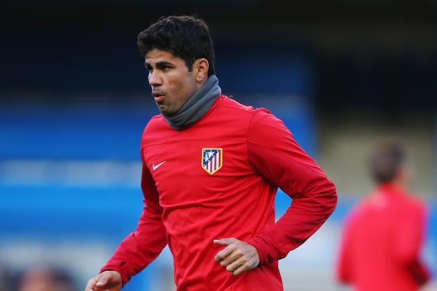 Chelsea Transfer News: Diego Costa Aware of Offers, Admits Move Could Happen