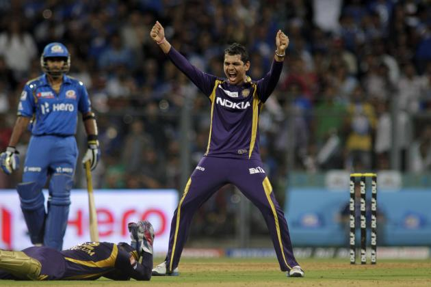 Sunil Narine: World Cricket's Bowler of the Month, April 2014