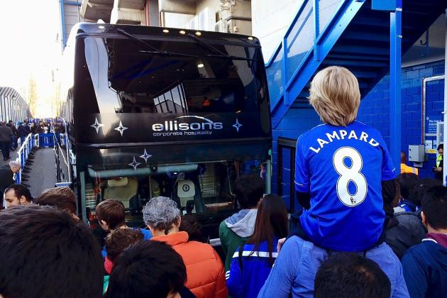 Chelsea Bus Cannot Be Fixed by AA; Defensive Blues Mocked After Atletico Loss
