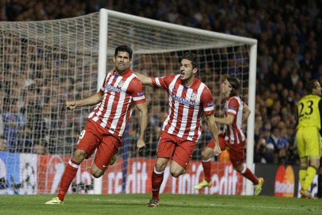 Film Focus: Atletico Madrid Push Forward to Overcome Lacklustre Chelsea