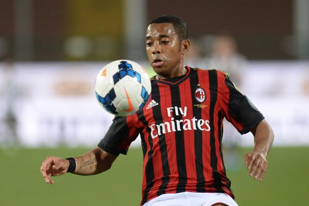 Robinho: Does Brazil's Forgotten Man Have a Chance of Making World Cup Squad?
