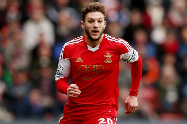 Liverpool Transfer News: Adam Lallana Deal Threatened by Chelsea Interest