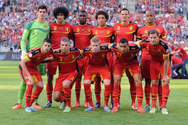 Hazard's Generation: How Belgium Became a Team to Be Reckoned With