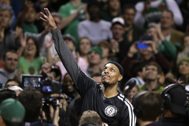Should Boston Celtics Bring Back Paul Pierce in Free Agency?