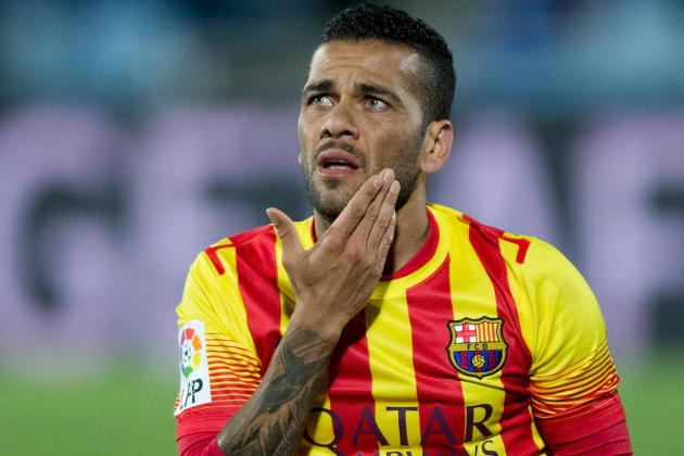 Dani Alves Slams Critics of His and Neymar's Banana-Eating Campaign