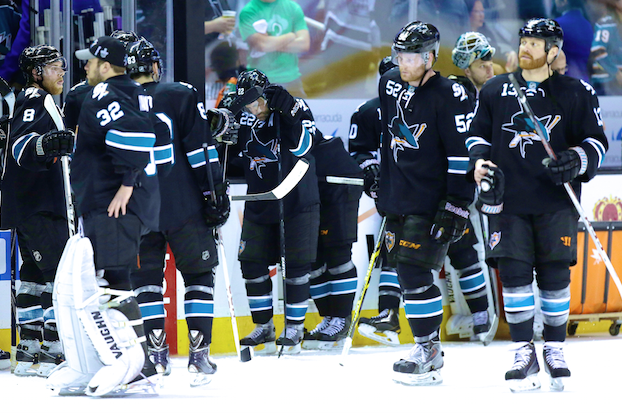 Sharks' Decade of Playoff Failure Reaches New Low with Epic Collapse vs. Kings