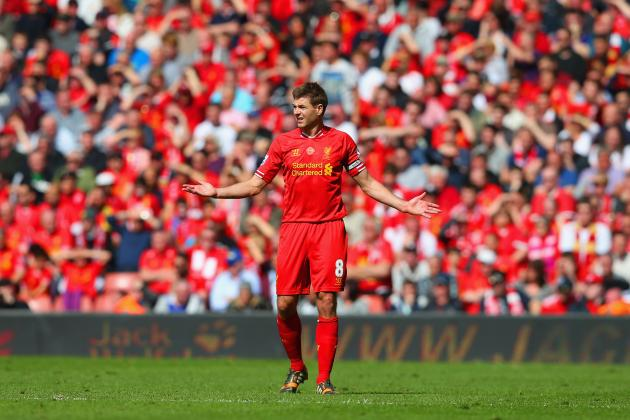 Steven Gerrard's Role in Liverpool's Fortunes Makes Him a Compelling Character