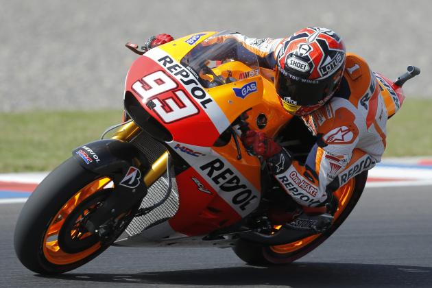 Grand Prix of Spain 2014: MotoGP Race Schedule, Live Stream and Top Riders