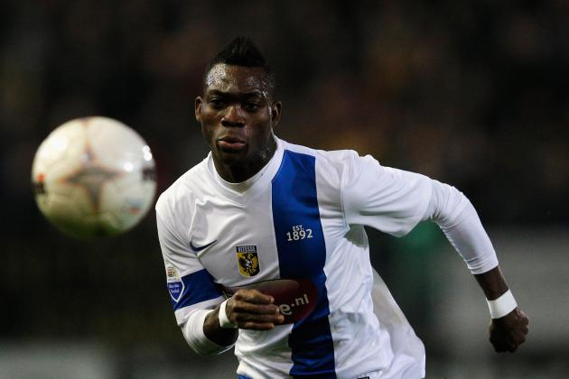 Chelsea's Christian Atsu Wants to Stay at Vitesse Arnhem