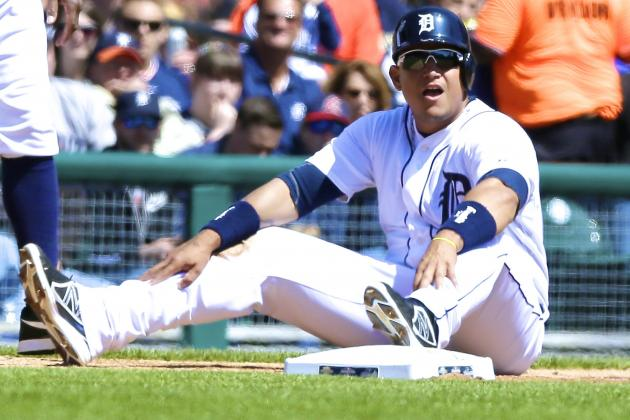 Miguel Cabrera's Bad April Finally Reopens AL MVP Door