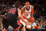 Report: Bulls Expected to Make Run at Carmelo