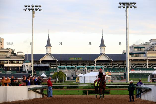 Kentucky Derby Race 2014: Full Schedule, Live Stream Info and Predictions