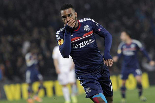 Scouting Reported Liverpool Transfer Target Alexandre Lacazette