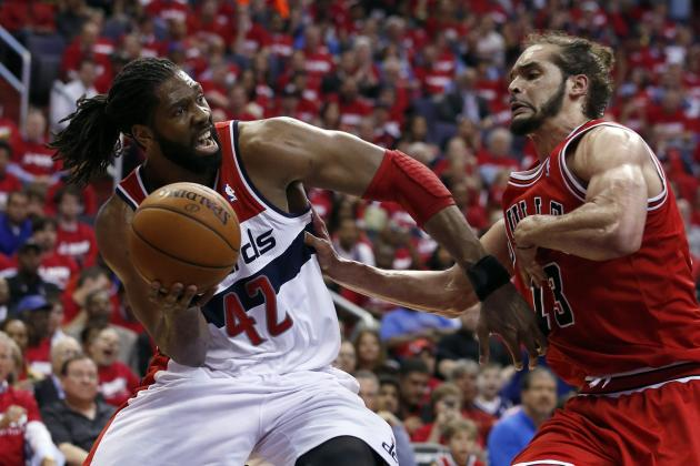 Did First-Round Struggles Taint Joakim Noah's DPOY Award?