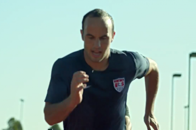 Messi, Landon Donovan and Cinderella Star in New Gatorade Commercial
