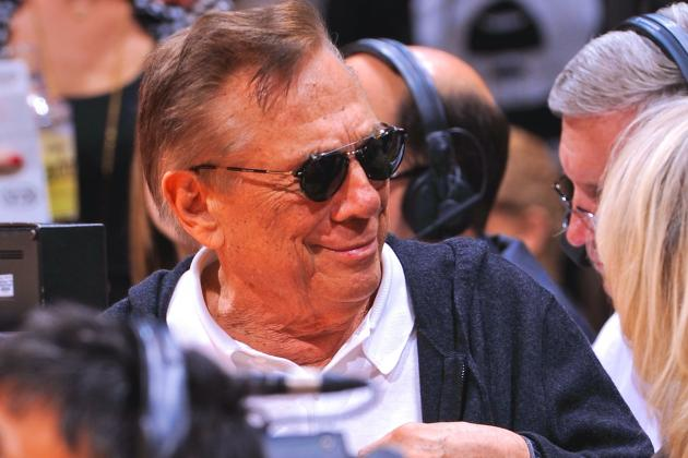 Donald Sterling Reportedly Will Sue NBA If Forced to Sell Clippers