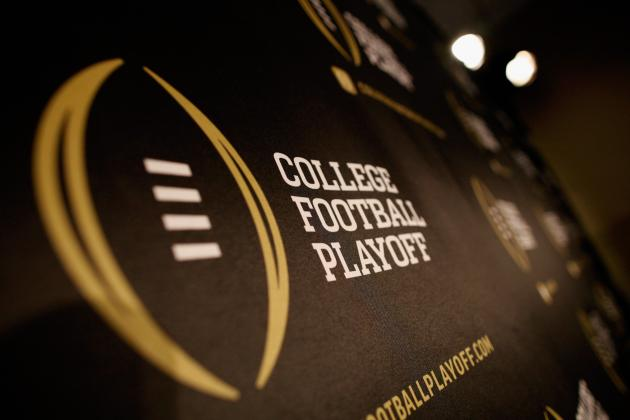 Releasing a Top 25 Weekly Poll a Dangerous Move for CFP Selection Committee