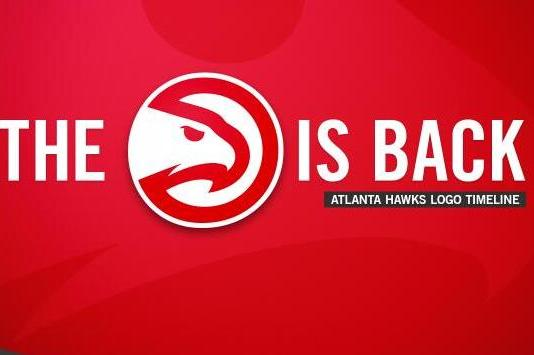 Atlanta Hawks Unveil Evolved Throwback Secondary Logo