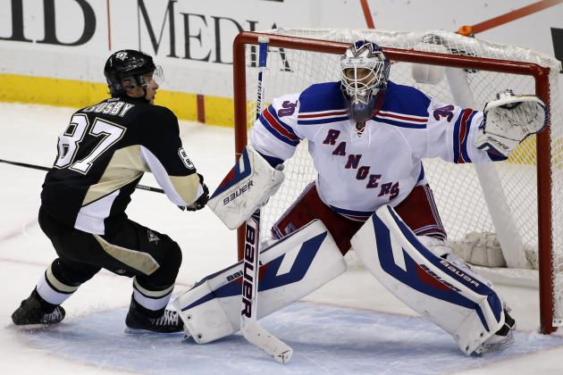 NHL Playoffs 2014: Round 2 Schedule, TV Info and Power Ranking Each Series