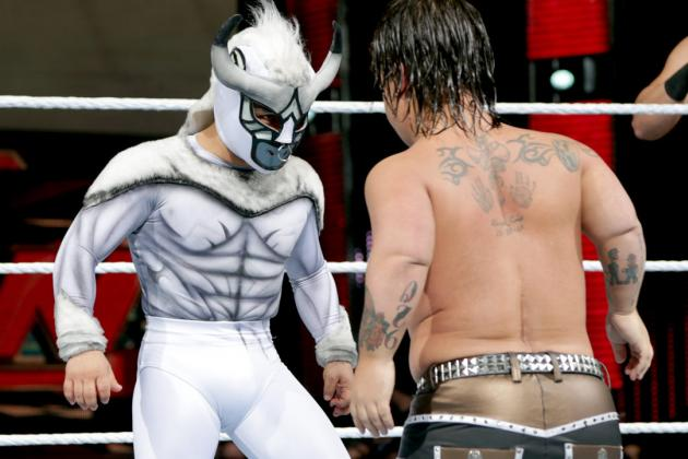 Hornswoggle and El Torito's WeeLC Match Will Be Better Than Expected