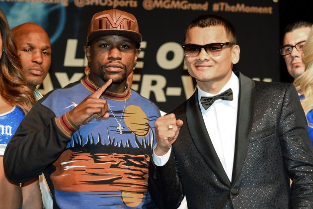 Mayweather vs. Maidana Showtime All Access: Highlights and Review of Episode 3