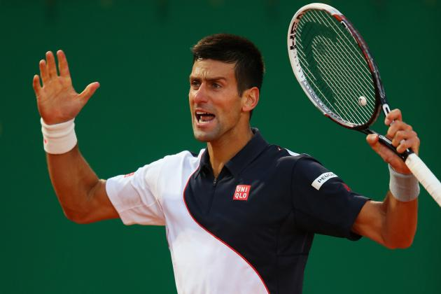 Novak Djokovic's Ailing Wrist Threatens His Best Chance to Win the French Open