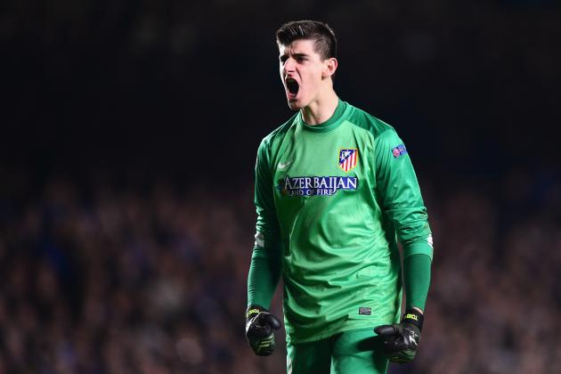 Thibaut Courtois Has Shown He Should Replace Petr Cech as Chelsea No. 1