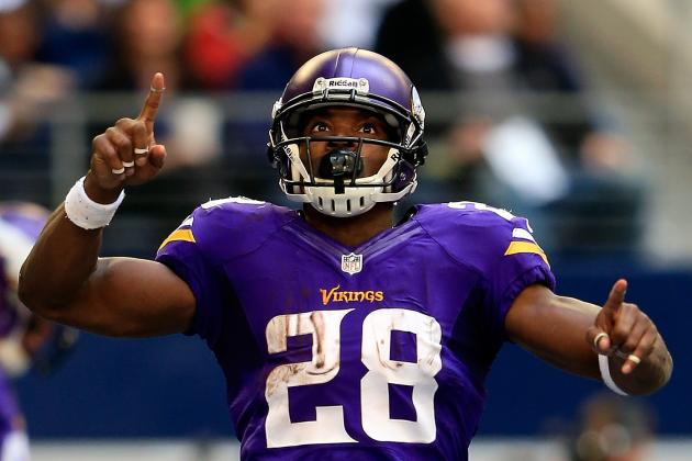 Adrian Peterson Injury: Updates on Vikings RB's Recovery from Groin Surgery