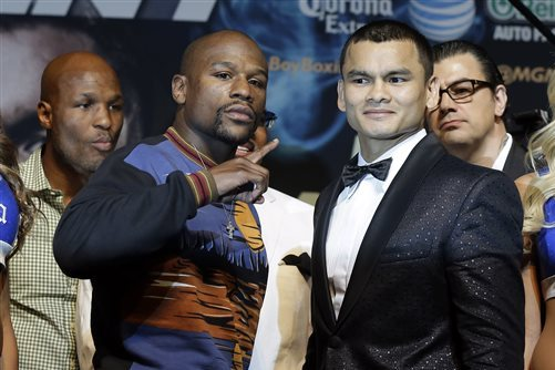 Floyd Mayweather vs. Marcos Maidana: Projecting Final Scorecard for Main Event