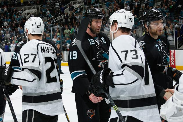 Failures on Power Play Contribute to San Jose Sharks' Demise in Playoffs