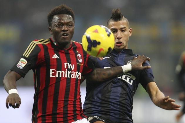 AC Milan vs. Inter Milan: Milan Derby Date, Time, Live Stream and TV Info
