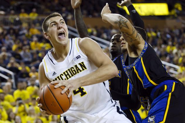 NBA Draft Notebook: Why Mitch McGary Could Be a Steal in 2014 Class