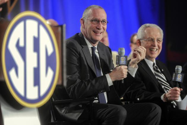 SEC Network to Feature Every Conference Team in First Four Weeks of 2014 Season