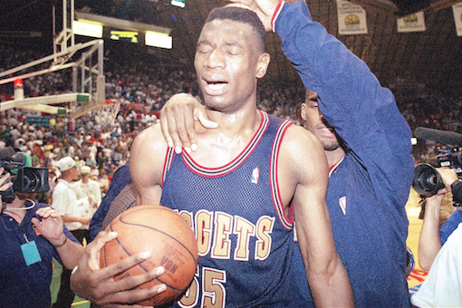 20 Years Later: Dikembe Mutombo Reflects on Denver's Historic 1st-Round Upset