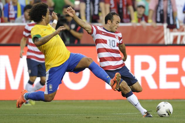 Copa America Coming to United States in 2016 Is a Game-Changer for US Soccer