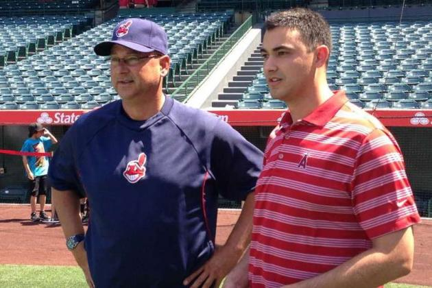 Terry Francona Betrayed? Son Responsible for Angels' Win over Indians
