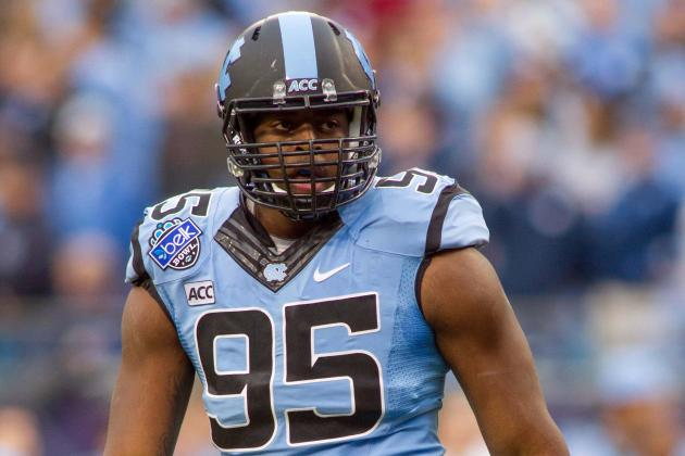 Possible Pick: UNC's Kareem Martin No Tweener At 4-3 DE