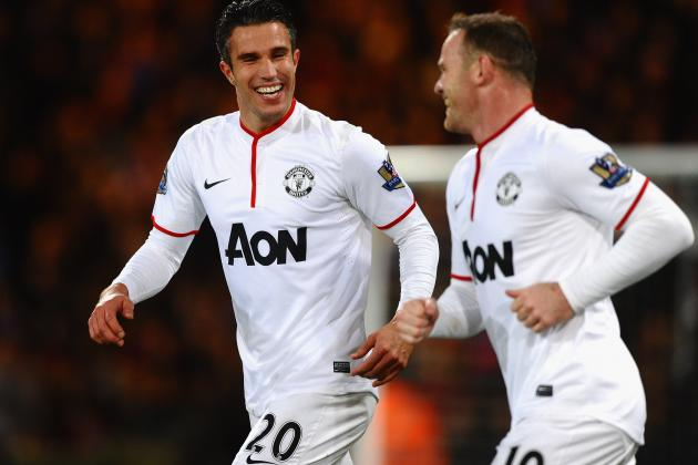 Predicting Manchester United's Starting XI at the Beginning of 2014/15 Season